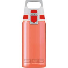Sigg Viva One Drinking Bottle 500ml, red